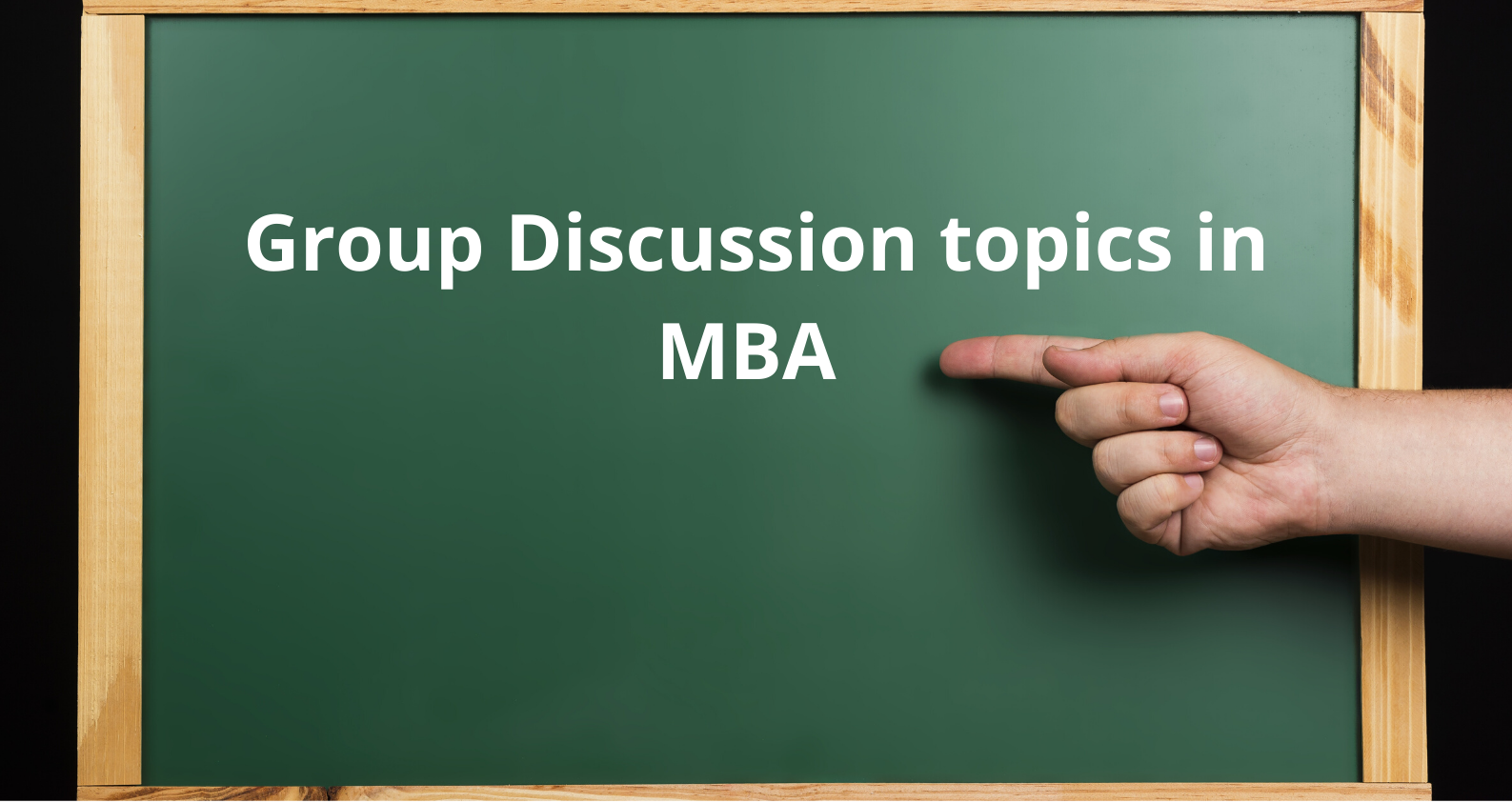Group Discussion Topics in MBA