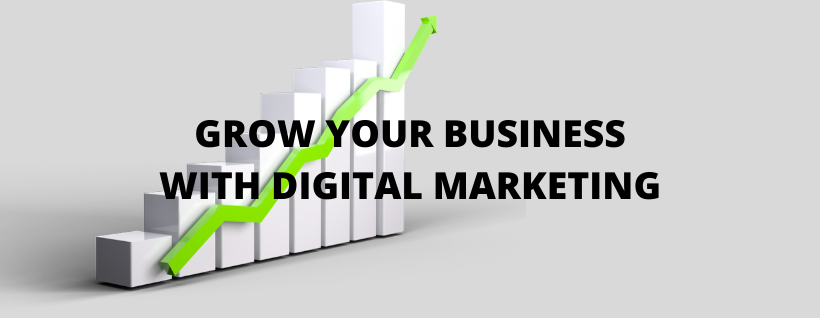 How Digital Marketing can help in growing your Business