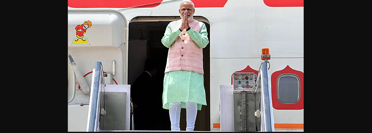 Rs 446.52 crore spent on foreign visits of Prime Minister Modi in last five year: MEA