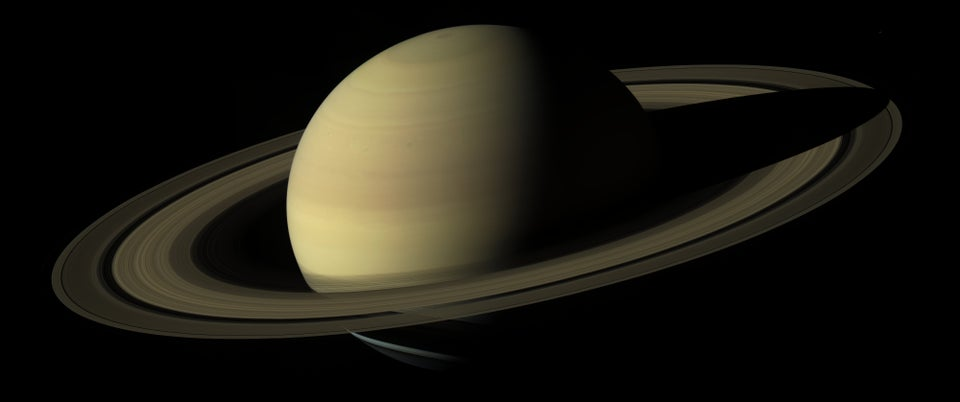 A brief history of Saturn's amazing rings
