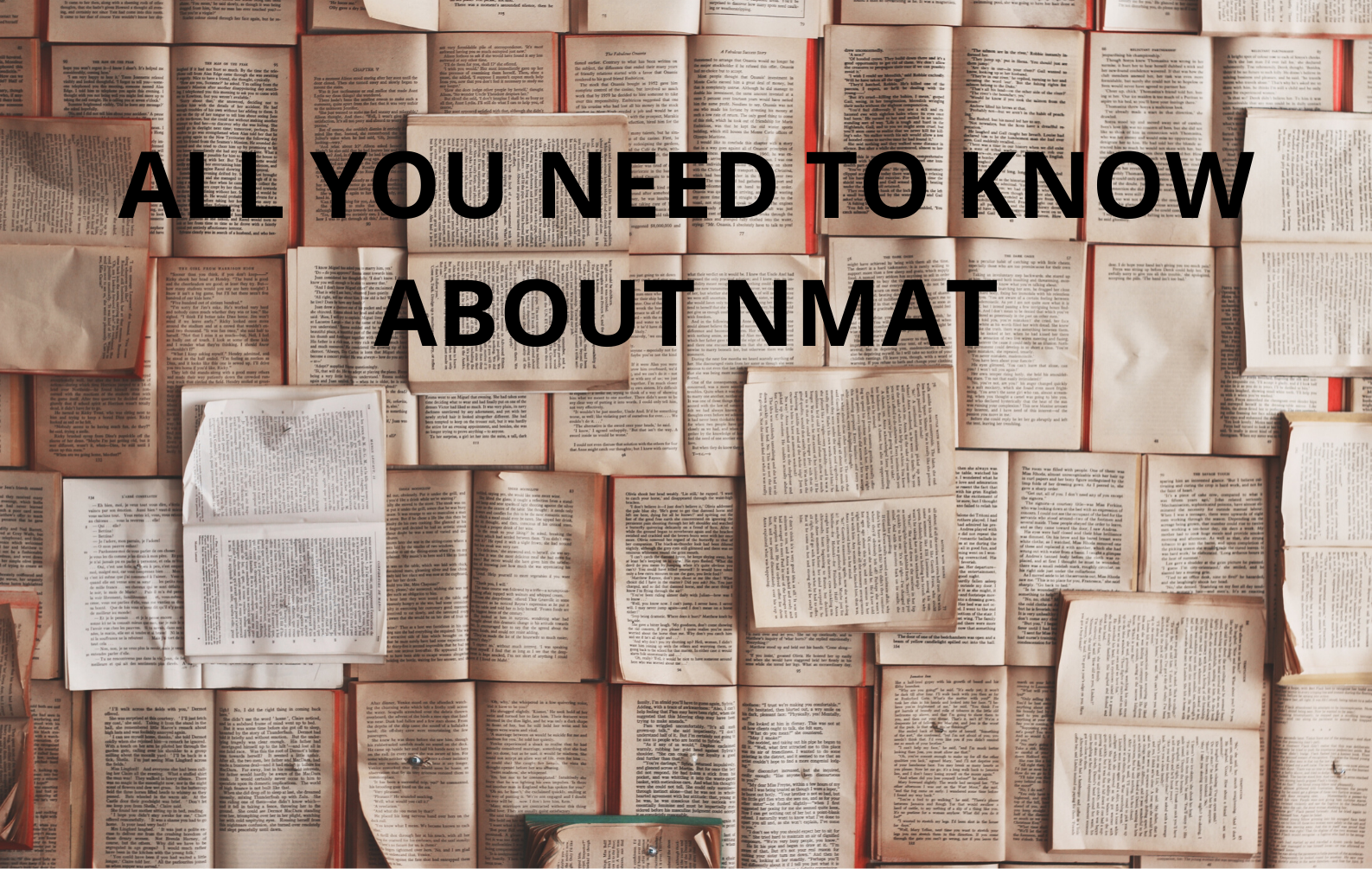 NMAT Exam : Eligibility, Pattern, Top Colleges and Dates
