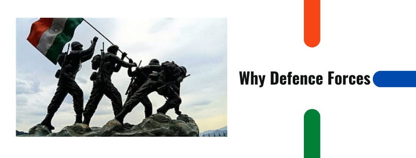 8 Reasons To Join Defence Forces