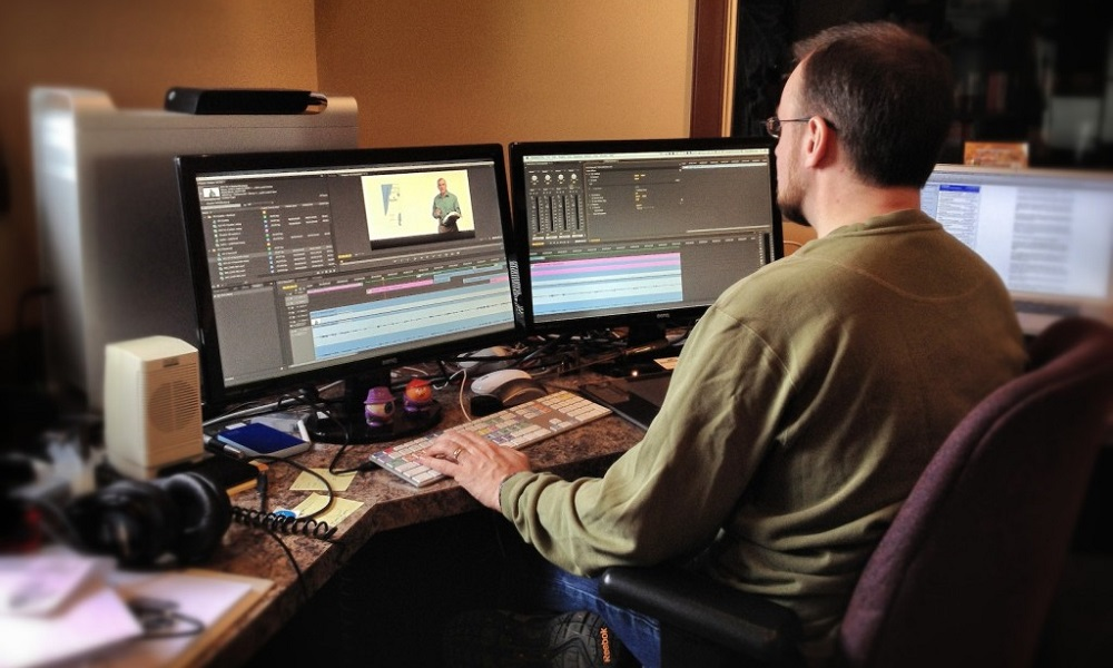 Video Editing is an art.