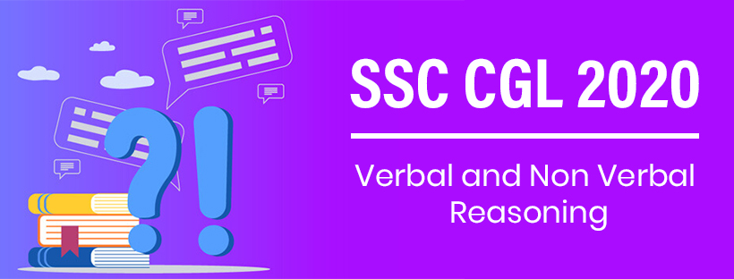 Verbal and Non Verbal Reasoning SSC CGL 2020