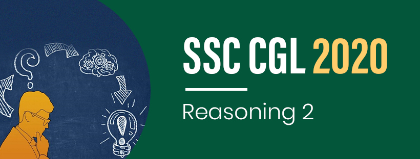 SSC CGL 2020 Exam - Reasoning 2