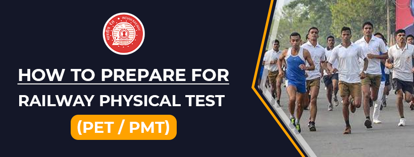 How to Prepare for Railway Physical Test (PET / PMT)