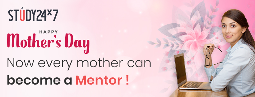 This Mother's Day Gift yourself the freedom to be a mentor to many