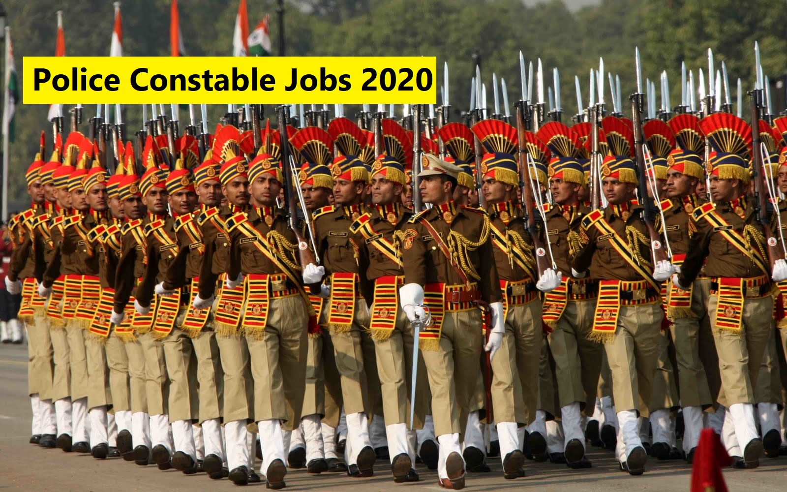Police Constable Job Vacancies 2020 across India first on study 24x7