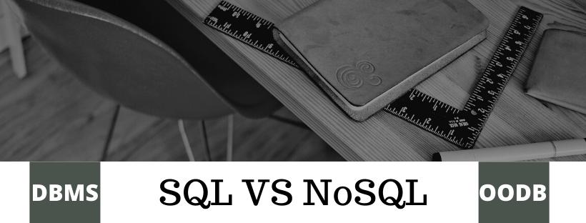 SQL VS NoSQL DATABASES