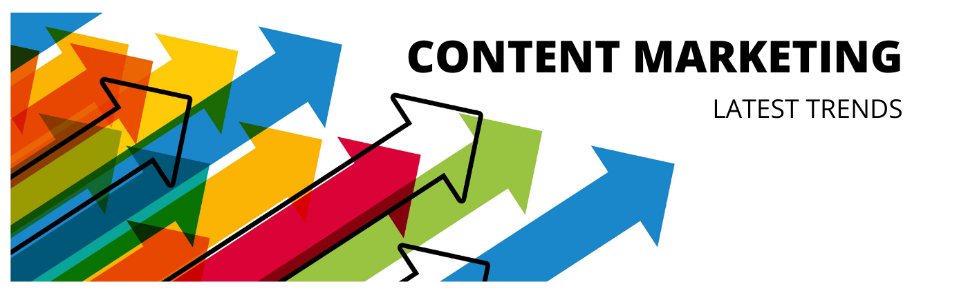 Top 5 trends in Content Marketing